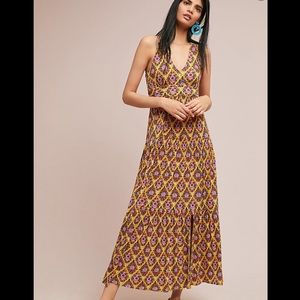 Anthropologie Luella Maxi Dress